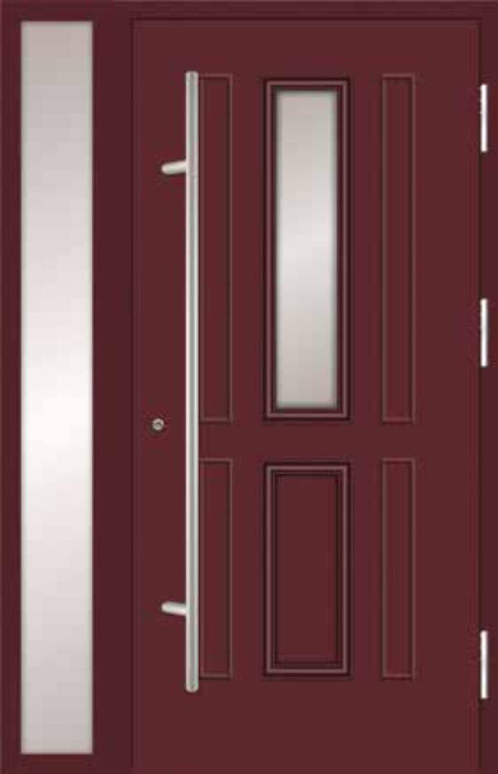 Drzwi z doświetlem lewym bocznym